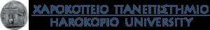 Harokopio University logo
